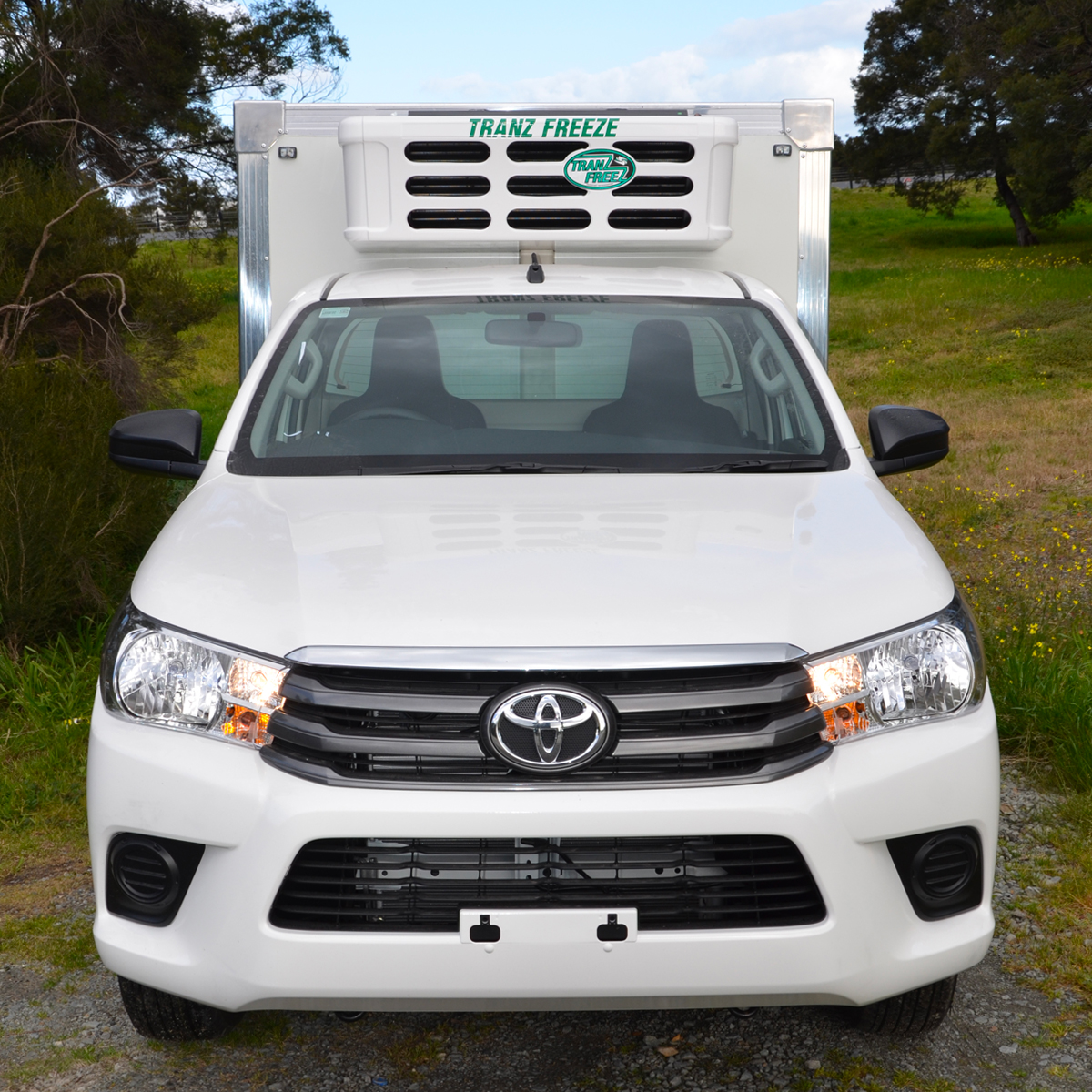refrigerated ute box